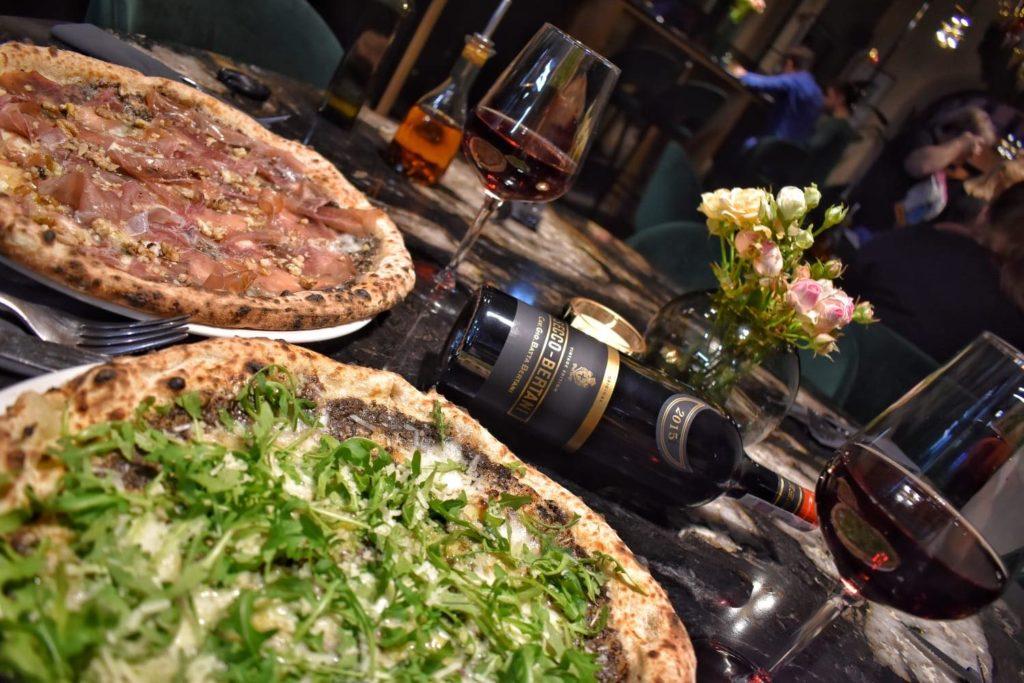 wośp kolacja w Vera Napoli