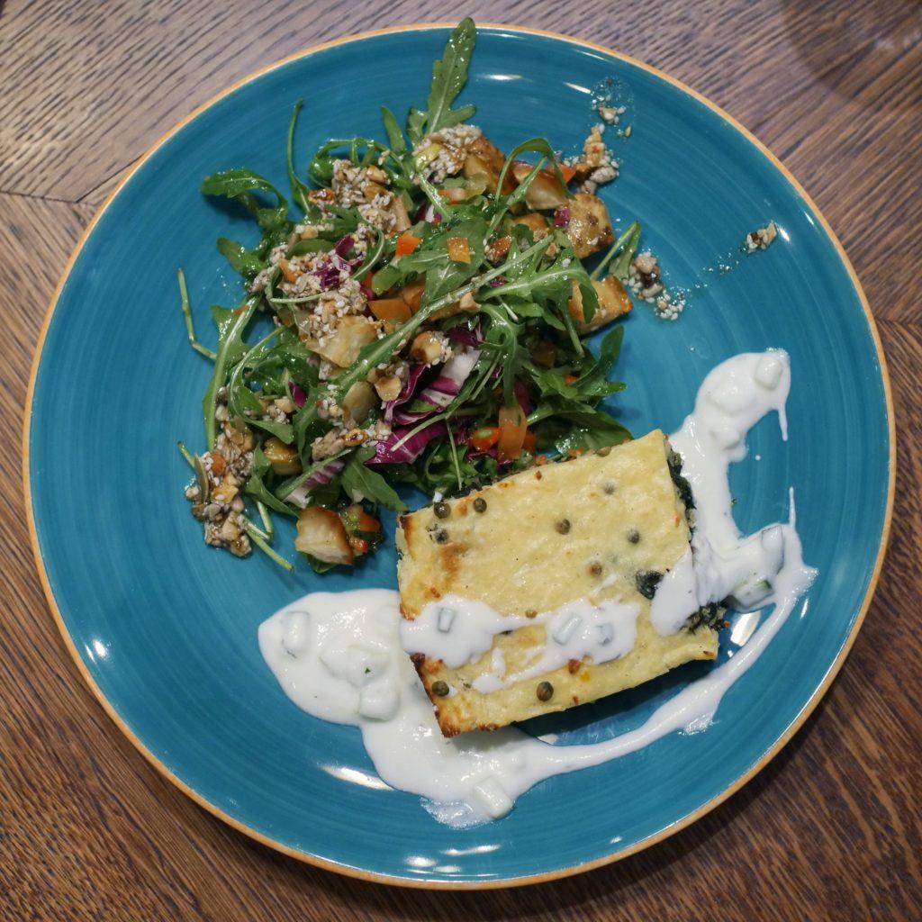 Lunch - Amfora - Drugie danie