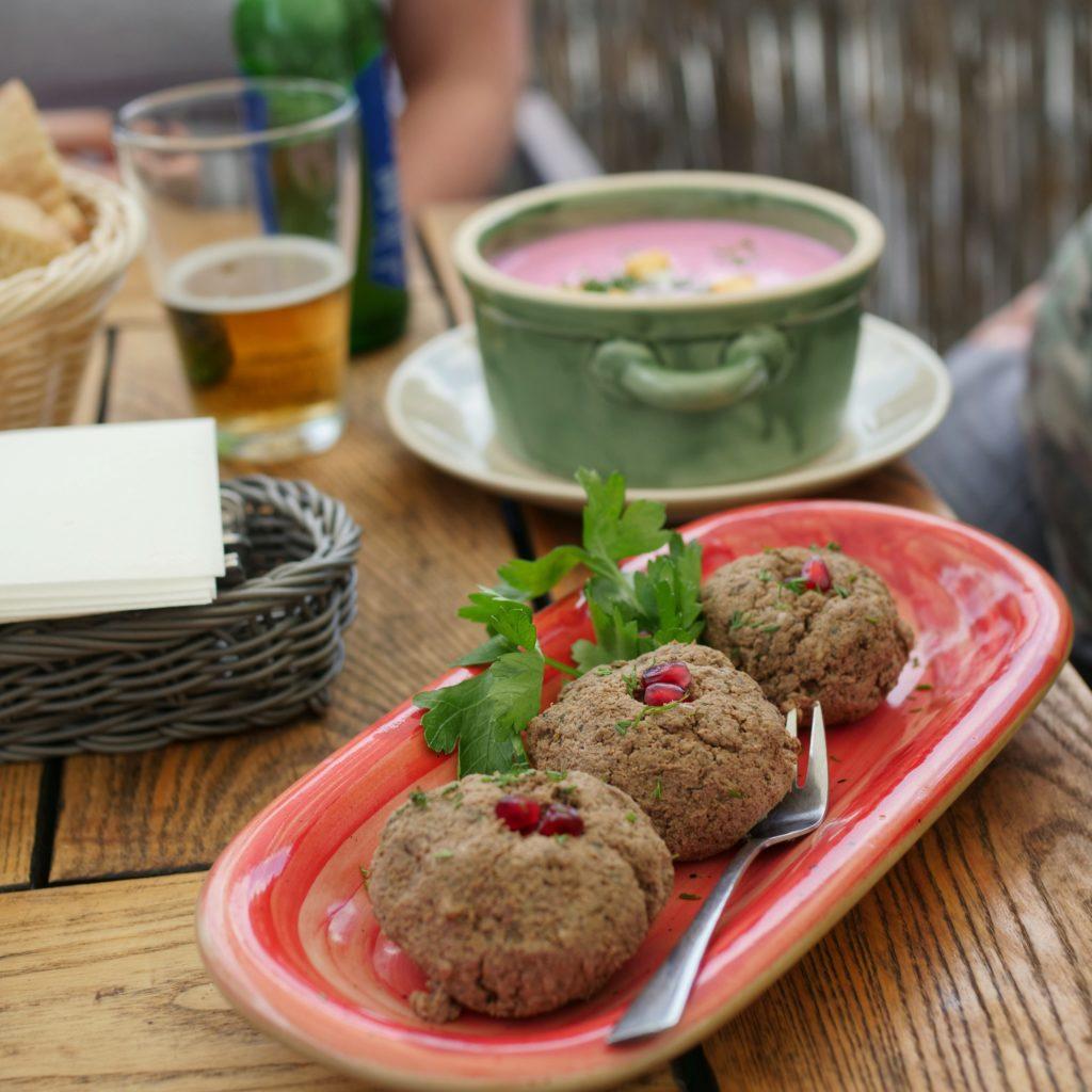 Bielsko-Biała - Restauracja Lunita - Przystawki